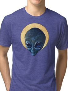 St. Alien Tri-blend T-Shirt