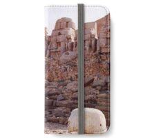 Throne of Gods -  Zeus & Persian Eagle God in Fore-Ground iPhone Wallet/Case/Skin