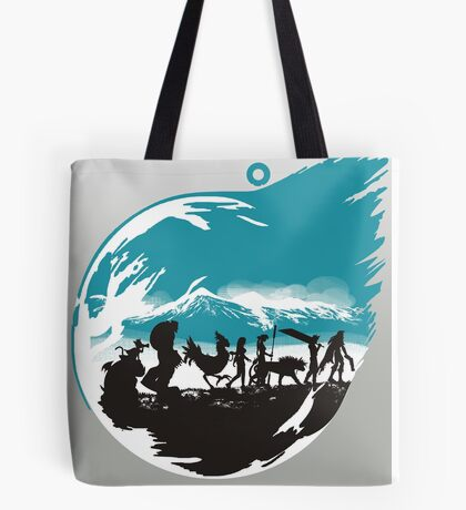 FELLOWSHIP OF THE FANTASY Tote Bag