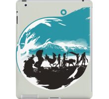 FELLOWSHIP OF THE FANTASY iPad Case/Skin