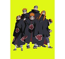 pain akatsuki Photographic Print
