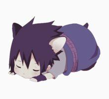 Chibi Sasuke Kitty T-Shirt