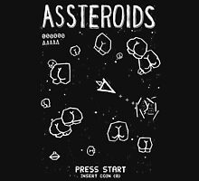 Assteroids - Retro Gaming Parody Unisex T-Shirt