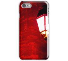 Red. Light. District. iPhone Case/Skin