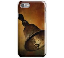 You can ring my bell iPhone Case/Skin