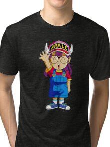 dr slump arale Tri-blend T-Shirt