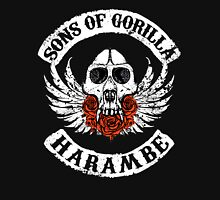 Sons of Gorilla - HARAMBE Unisex T-Shirt