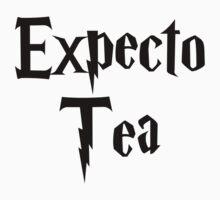 Expecto Tea - I await Tea Kids Tee