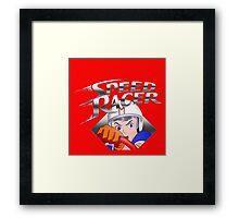 speedracer Framed Print