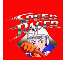 speedracer Photographic Print