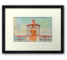Suzy Bishop Framed Print