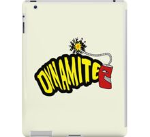 Dynamite iPad Case/Skin