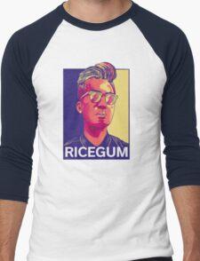 RiceGum Shirt Men's Baseball ¾ T-Shirt