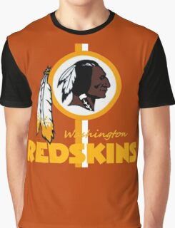The Washington Redskins (NFL) Graphic T-Shirt
