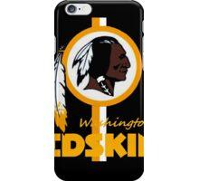 The Washington Redskins (NFL) iPhone Case/Skin