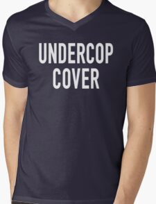 Undercop Cover Mens V-Neck T-Shirt