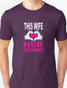Love Husband Unisex T-Shirt