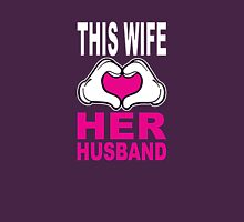 Love Husband Womens Fitted T-Shirt