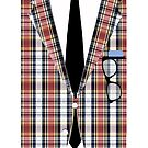 Dapper in plaid by nicwise