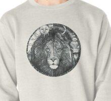 Lion's Mane  Pullover