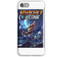 Ratchet & Clank Video Game 2016 iPhone Case/Skin