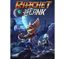 Ratchet & Clank Video Game 2016 Photographic Print