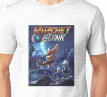 Ratchet & Clank Video Game 2016 Unisex T-Shirt