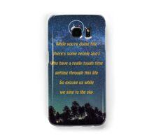 Tøp Screen Samsung Galaxy Case/Skin