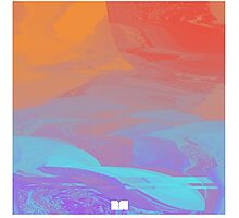 Pixel Vibrance Photographic Print