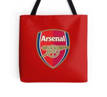 Gunners Holdings Tote Bag