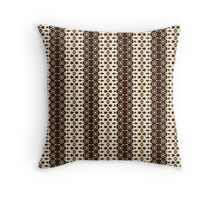 Geo and Stripes Throw Pillow