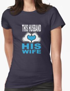 Love Wife Womens Fitted T-Shirt
