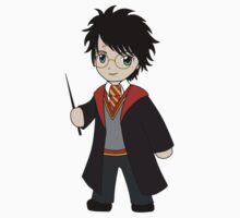 Chibi Harry Potter Kids Tee