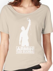 Armin van Buuren Funny Women's Relaxed Fit T-Shirt
