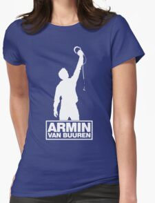 Armin van Buuren Funny Womens Fitted T-Shirt