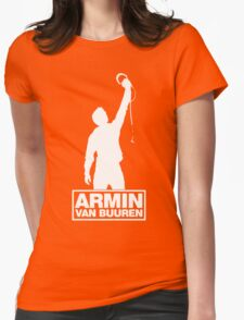 Armin van Buuren Funny Womens Fitted T-Shirt