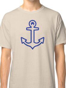 Blue anchor logo Classic T-Shirt