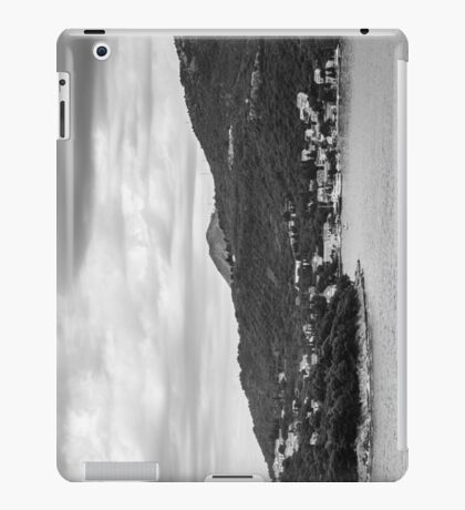 Dubrovnik Landscape BW [iPad case] iPad Case/Skin