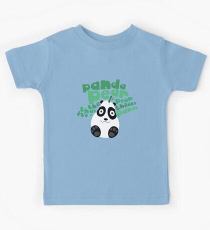 Pandapear Kids Tee