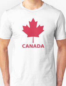 Canada flag maple leaf T-Shirt