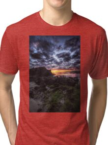 Sunset On The Longest Day Tri-blend T-Shirt