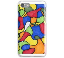 Picasso's Mirror Abstract iPhone Case/Skin