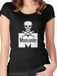 Monsanto Women's Fitted Scoop T-Shirt