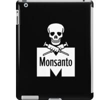 Monsanto iPad Case/Skin