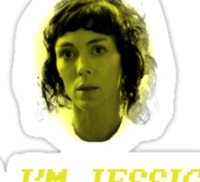 Hello, I'm Jessica Hyde. Sticker