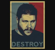Kevin Steen by dudelove