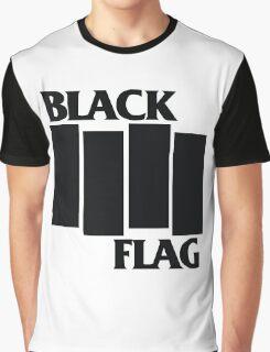 Black Flag Shirt Graphic T-Shirt