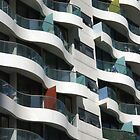 Curved Balconies by phil decocco