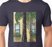 Palm Shadow Unisex T-Shirt