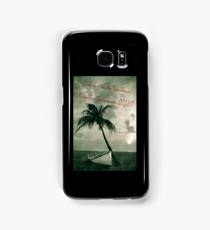 Kicking it in the Caribbean! Samsung Galaxy Case/Skin